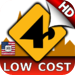 Nav4D Wisconsin (LOW COST) HD