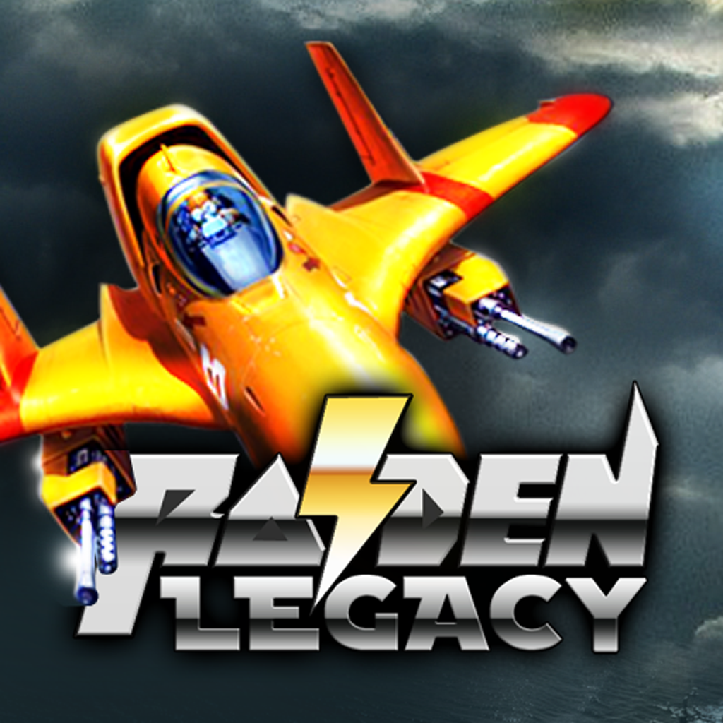 mzl.xxsqsiln Raiden Legacy, el juego para iPad que incluye la saga Raiden completa